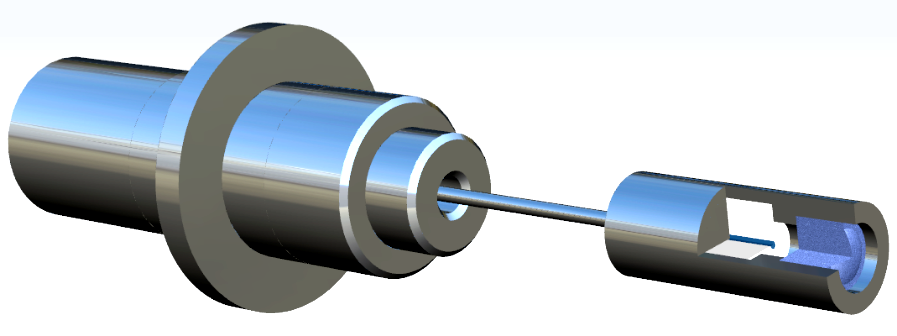 Pigtail with Collimating lens